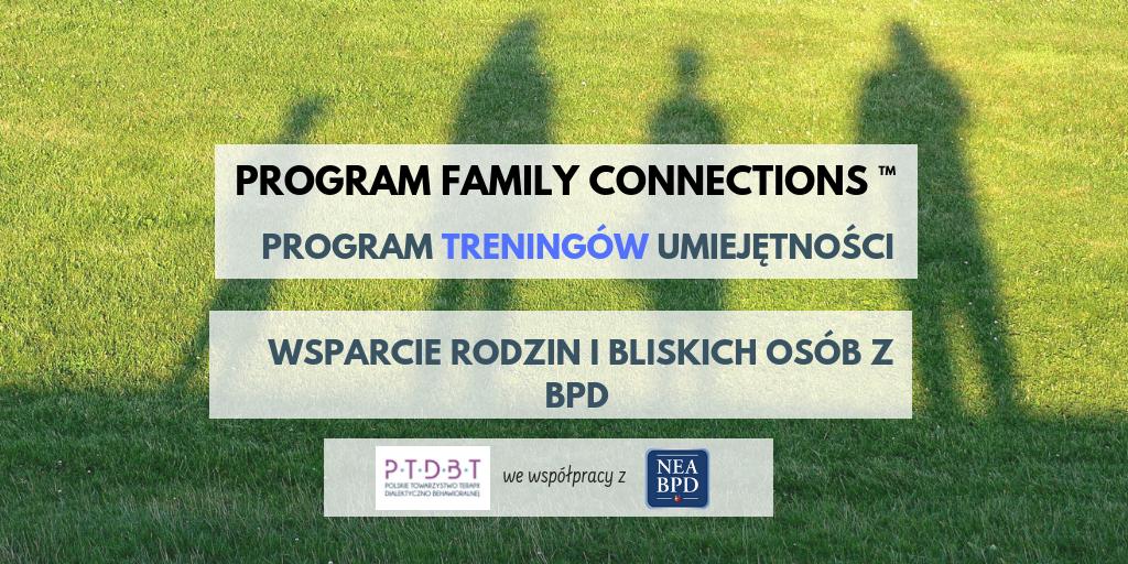 PTDBT wprowadza do Polski Program Family Connections