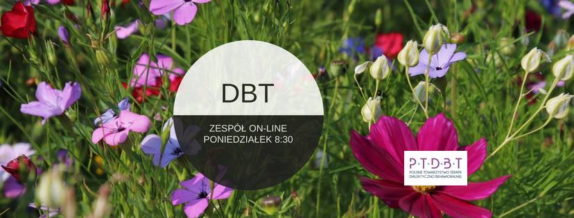 Zespół konsultacyjno-szkoleniowy DBT on-line