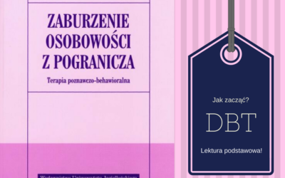 Książka dla terapeuty: Marsha Linehan Zaburzenie osobowości z pogranicza