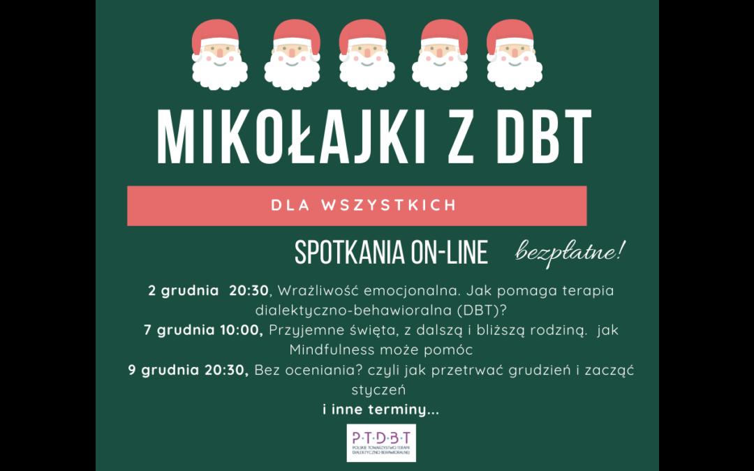 Mikołajki z DBT, 2-19 grudnia 2019