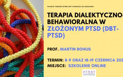Terapia dialektyczno-behawioralna w złożonym PTSD (DBT-PTSD)