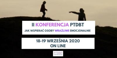 II Konferencja PTDBT, ON-LINE