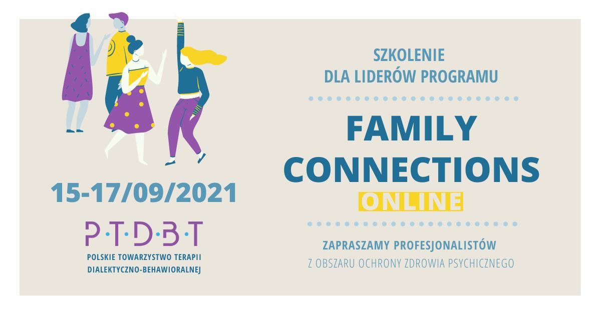 Szkolenie dla liderów Family Connections